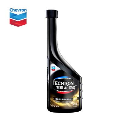 雪佛龍(Chevron)特勁TCP精選型濃縮汽油添加劑 470毫升 單瓶裝 美國進口