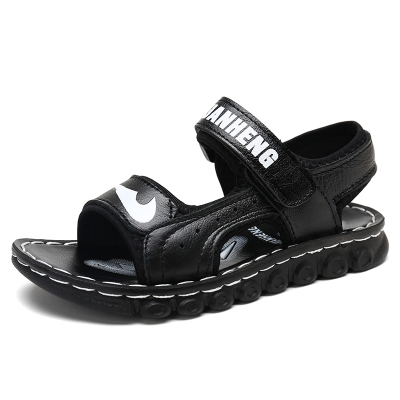 2019年夏季男童鞋凉鞋沙滩鞋中大童新款中小学生防滑儿童鞋