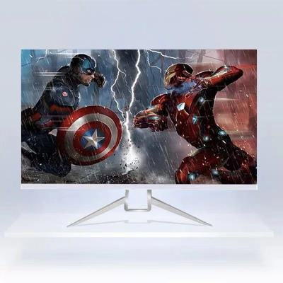 电脑台式机显示器19/22/24/27/32寸曲面2K屏幕IPS显示屏游戏 32寸窄边2K IPS显示器HDMI VGA
