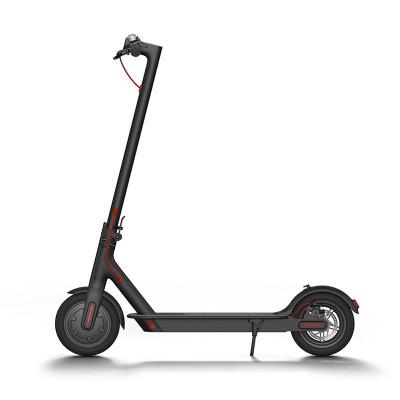 小米米家电动滑板车 成人/学生 迷你 便携 折叠双轮车 黑色