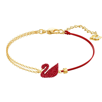 Swarovski 施华洛世奇 女士镀金色合金手镯 5465403