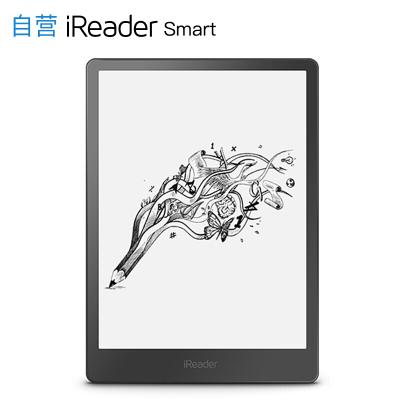 掌阅iReader Smart超级智能本 电子纸 10.3英寸 电纸书阅读器 电子笔记本 电子书墨水屏 32G 黑色