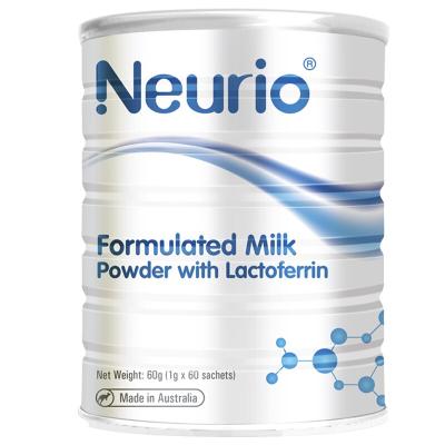 【免税-澳洲直邮】紐瑞優(neurio)婴幼儿乳铁蛋白粉白金装 60g 乳清蛋白奶粉