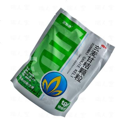 特格爾 美舒通 玄麥甘桔顆粒 10g*22袋/大袋 清熱滋陰祛痰利咽陰虛火旺咽喉腫痛