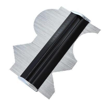 萬能取弧器取型器取形器仿形尺弧度尺弧形尺輪廓尺曲線尺仿形規仿型規尺