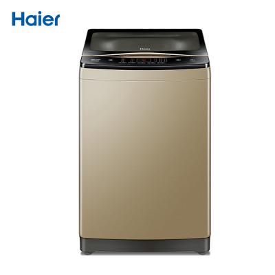 【99新】Haier/海爾 EMB80BF169全自動家用波輪洗衣機8KG直驅變頻 節能靜音 免清洗防纏繞