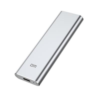 DM 128GB 迷你SSD移動硬盤 FS400 外接type-C手機蘋果MAC便攜內置固態硬盤M.2 sata接口