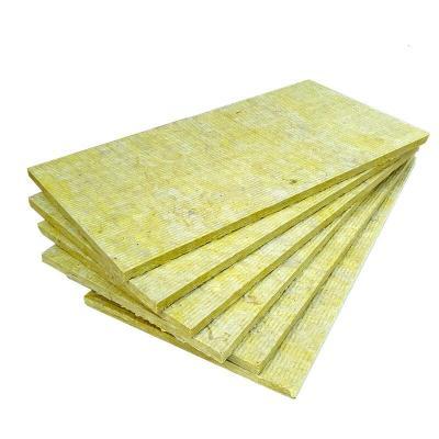 巖棉板a級防火隔音隔熱板50mm保溫板100mm外墻保溫材料巖棉復合板