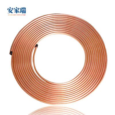 幫客材配中央空調銅管∮6*0.8mm*20米一盤20米