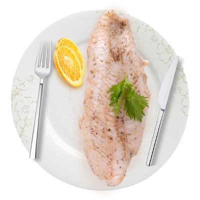 简单滋味 越南巴沙鱼柳500g(2片)海鲜