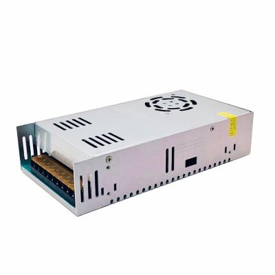 变压器220v转24v开关电源12v5a10a直流稳压可调大功率电源适配器 24V10A250W