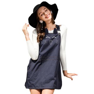 JOYNCLEON婧麒防辐射服孕妇装正品孕妇防辐射衣服放射服连衣裙上衣围裙上班Jc8380
