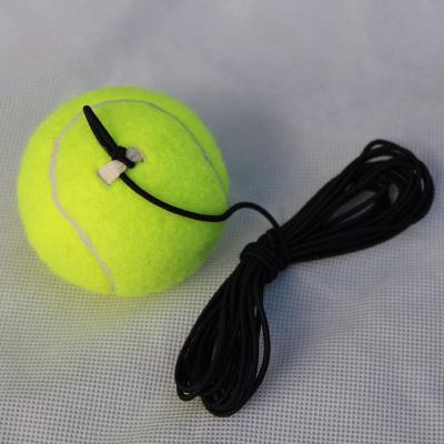 初級訓練網球閃電客兒童訓練網球狗狗耐咬網球初學者高彈力練習訓練網球 帶繩訓練網球