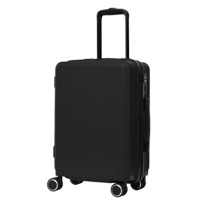卡斯曼(Caseman) 商务旅行箱936A拉链款20寸(黑色)