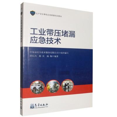 工业带压堵漏应技技术生产安全事故应急救援培训教材
