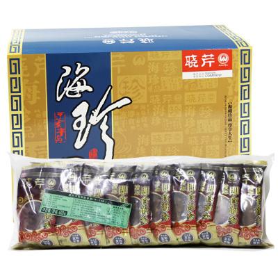 曉芹海參 冷凍即食海參 大連海刺參 16-20頭/500克 XiaoQin 袋裝