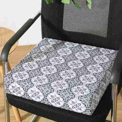 高密度海綿坐墊椅墊實木沙加高墊榻榻米飄窗加厚加硬換鞋凳