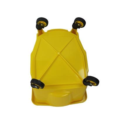【苏宁自营】单桶榨水车 36L榨水车 挤水桶 清洁设备拖把桶 压水车 清洁拖把桶