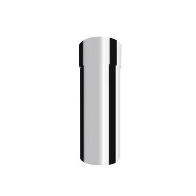 百乐满(Paloma)不锈钢烟管 16-24升室内机30cm烟管 延长管 防冻烟管抽油烟机管