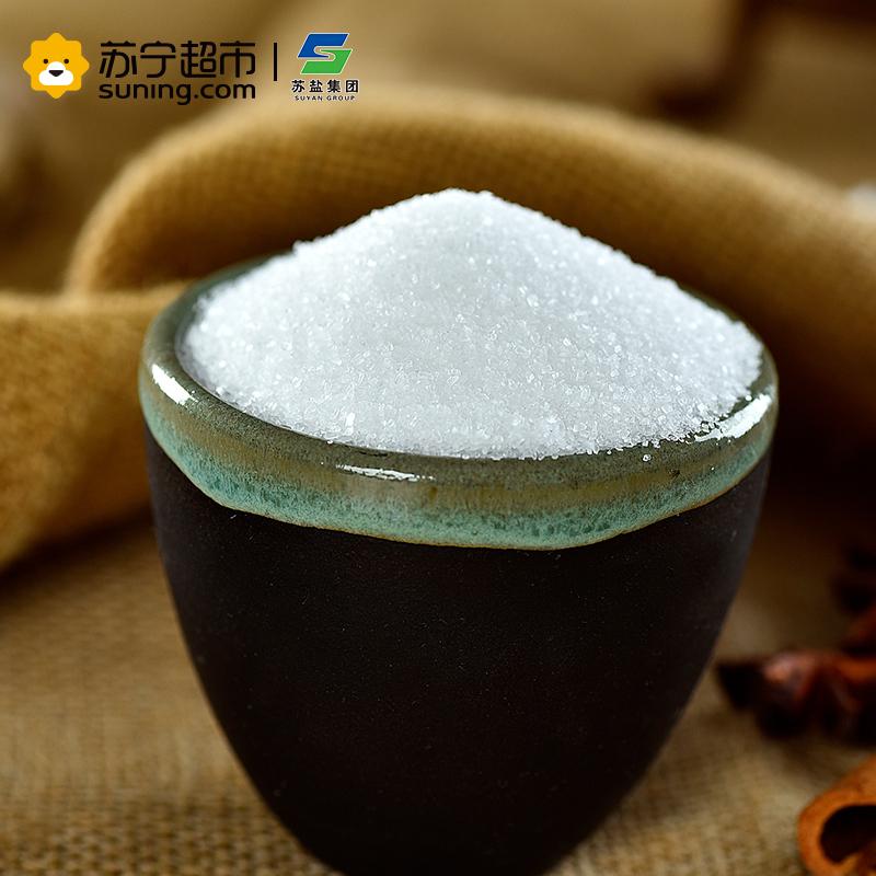 大清淮盐天然三零食用盐256g*5盒 无碘无抗结剂细盐家用