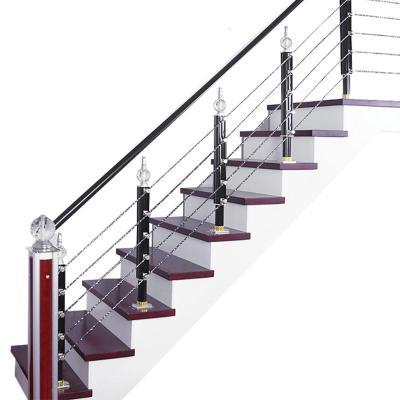 樓梯扶手加厚鋁鎂合金立柱護欄室內家閃電客用欄桿歐式復式簡約現代護欄 須知:產品發物流產品價格不包含物流費用