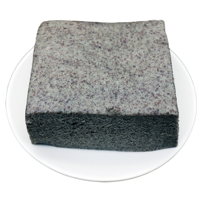 【正常發貨】寧波特產紫米糕 黑米糕涼糕蛋糕米發糕傳統糕點 500克