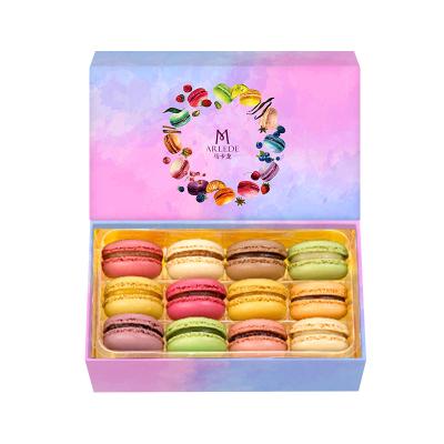 瑪嚦德馬卡龍甜品12枚禮盒裝 (點心小蛋糕)