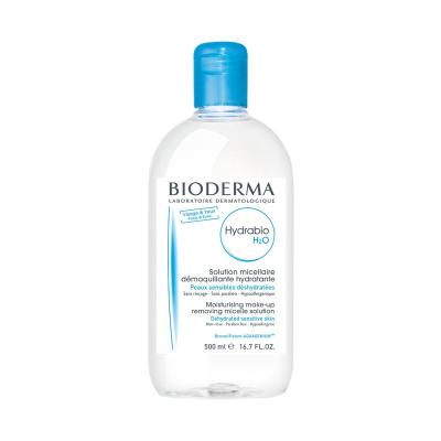 Bioderma 貝德瑪 潤妍保濕卸妝水 藍水 500毫升 干性缺水性肌膚化妝水 卸除彩妝