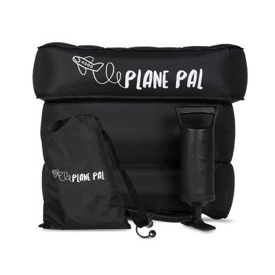 澳大利亚PLANE PAL婴儿床垫飞机汽车出门睡觉旅行长途必备折叠尼龙便携式儿童床垫充气垫