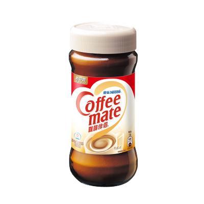 雀巢(Nestle)咖啡奶茶伴侶 植脂末 奶精粉 瓶裝200g