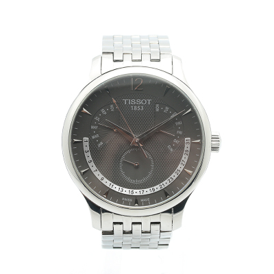 【二手95新】天梭TISSOT经典系列T063.637.11.067.00男表石英奢侈品钟手表腕表