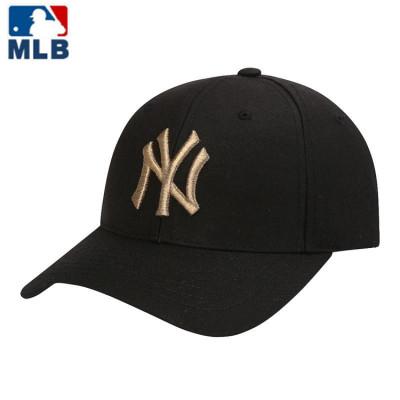MLB2020春夏新款正品棒球帽男女同款鴨舌帽經典NY洋基帽子LA