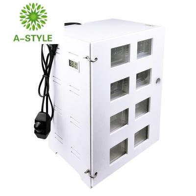 爬虫饲养箱爬盒PVC保温加热箱角蛙蝎子蜘蛛寄居蟹宠物养殖繁殖柜