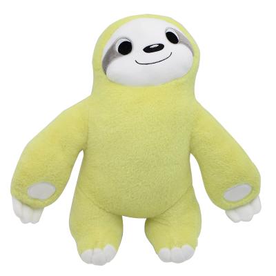 費雪(Fisher-Price)樹懶毛絨玩具 嬰幼兒毛絨安撫玩偶寶寶可愛布娃娃1-3歲 F1059