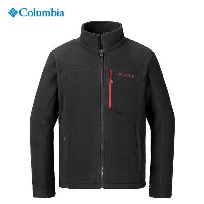 2020秋冬新品哥倫比亞Columbia男熱能加厚保暖防風抓絨衣PM4518