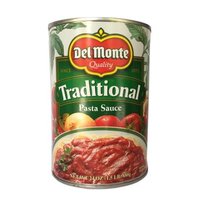 美國進口地捫原味意粉醬 意面醬薩醬680G意大利面醬粉醬