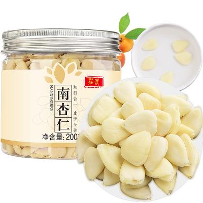 莊民南杏仁200g/罐裝 生甜杏仁片 大顆粒 粒粒精選無碎好貨 原味去皮 堅果零食