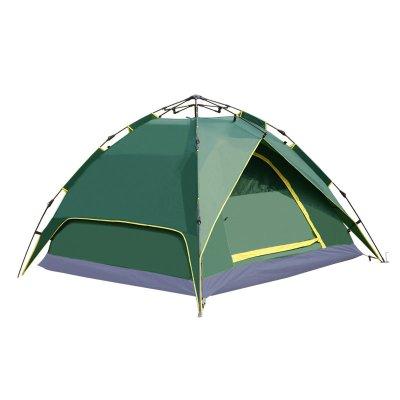 三極戶外(Tripolar) TP2617 帳篷戶外3-4人全自動家庭野外露營防雨春游野營加厚帳篷