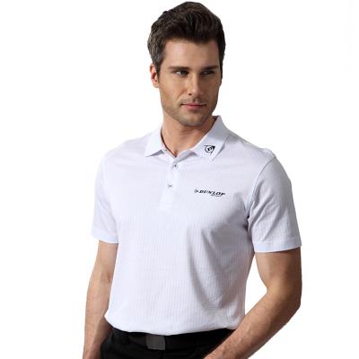 登路普(DUNLOP) 高尔夫服装 衣服 男士短袖 夏季T恤 POLO衫 运动衫