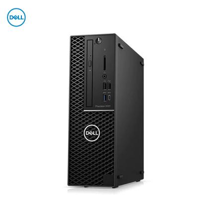 戴爾(DELL)Precision T3431 塔式圖形工作站臺式電腦主機I5-9500/8G/256G固態+2T/P400 2G/win10H/3年服務