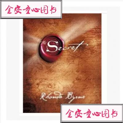【单册】原版正版 The Secret[秘密]英文版 [精装] Rhonda Byrne著 2006