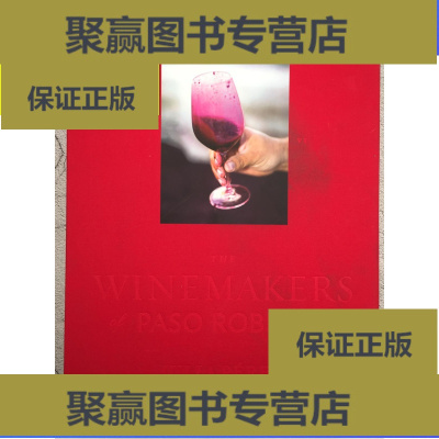 正版9层新 【二手9成新】The Winemakers of Paso Robles