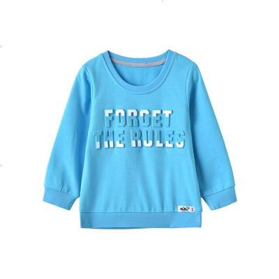 鉛筆俱樂部童裝2020秋裝新款小男童小女童長袖衛衣中性上衣兒童長袖衛衣
