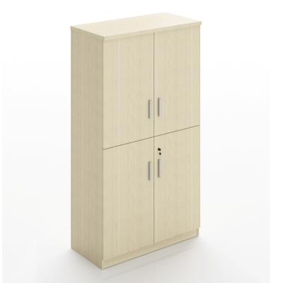 名美ZS-YG580更衣柜儲物收納實木更衣柜木紋掛衣四門柜