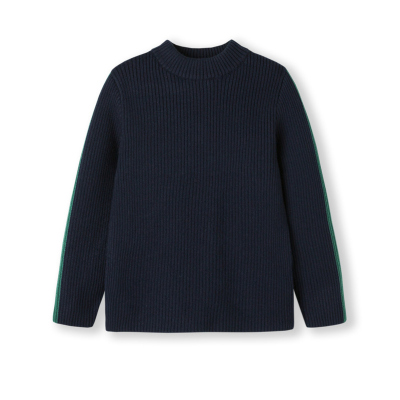 巴拉巴拉男童毛衣寶寶針織衫兒童春冬童裝線衣百搭長袖毛衫內搭潮