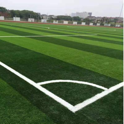 業彩家居足球場沖砂人造草坪XLZJ003含輔材安裝含輔材安裝幼兒園人工草皮戶外綠色