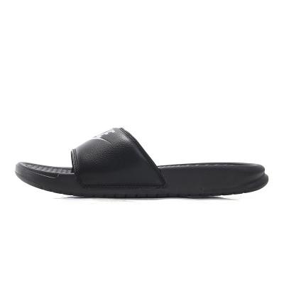 【自營】耐克NIKE男鞋拖鞋運動休閑運動鞋343880-090 343880-090黑+白