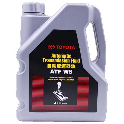 豐田(TOYOTA) 原廠自動變速箱油/波箱油 ATF-WS 4L