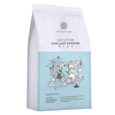 潔客(Drymax)膨潤土豆腐砂混合貓砂懶人貓砂2.8KG