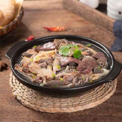 咩小鮮羊雜湯新鮮羊雜火鍋羊湯簡單即食羊雜食材